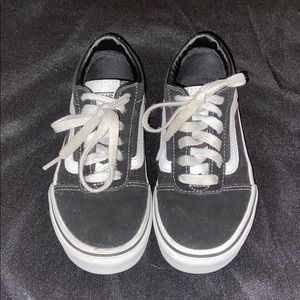 VANS little kids sneakers